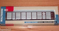 WALTHERS 932-4856 THRALL 89' TRI-LEVEL AUTO CARRIER BNSF 303061