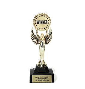 Victory-Female-Trophy-Achievement-Customized-Desktop-Series-Free-Lettering