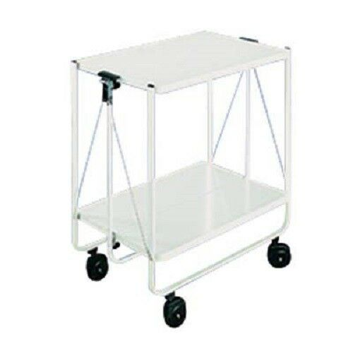 Leifheit Serving Cart SIDE-CAR, White