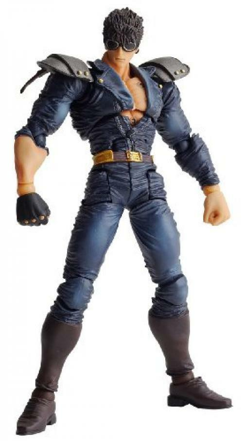 Nuovo Revoltechfist Of North Star Revolutionno.017 Kenshiro Land Asura Versione