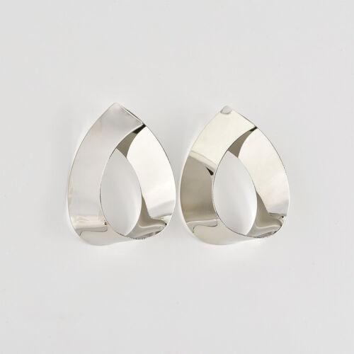 Women Boho Gold Plated Geometric Dangle Drop Ear Stud Earrings Party Jewelry New