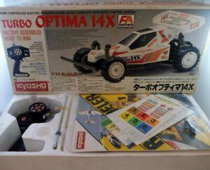 Vintage-80-039-s-Kyosho-FA-Series-Turbo-Optima-14x-NOS-Nikko-Tamiya-Taiyo-Tyco
