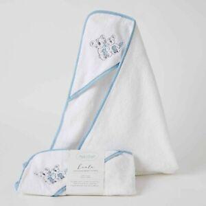 Jiggle & Giggle KIP KOALA 100% Cotton Hooded Baby Bath Towel