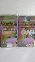 2x Alcachofa 30 Capsulas (pack Of 2 Boxes) Unisex Diet Sup. 12/2016 Hot Sale