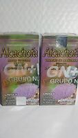 2x Alcachofa 30 Capsulas (pack Of 2 Boxes) Unisex Diet Sup. 12/2016 Hot Sale