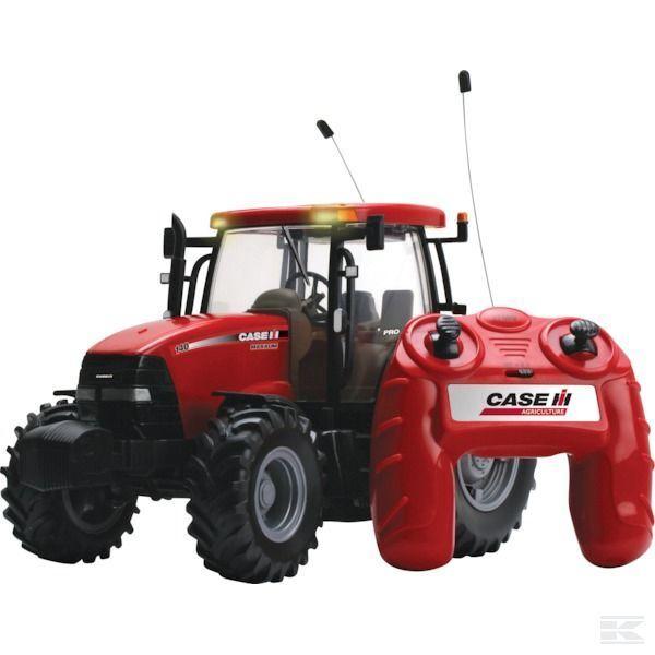BRITAINS CASE IH 140 Télécommande Modèle Tracteur échelle 1 16