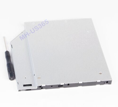 2nd Hard Drive HDD Optical Bay Caddy for Dell Inspiron 9300 1300 1440 1420 1720