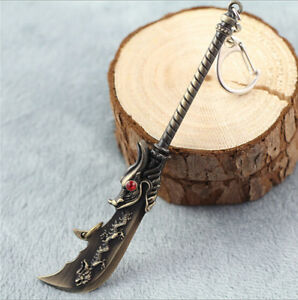 DZ649 Tryndamere League of Legends LOL Weapon Metal Keychain Keyring ... d4d94cfd36