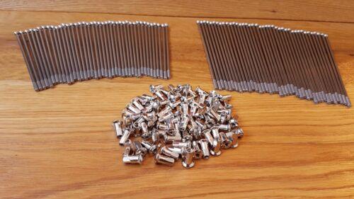 R80//7 Stainless Steel 80 Pcs Spokes BMW R75//6 R90//6 R60//7 Nipples R75//7