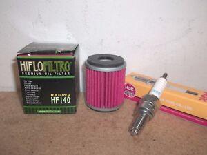 Yamaha YFZ450 Engine Tune Up Kit NGK Spark Plug K/&N Oil Filter YFZ 450 FAST SHIP