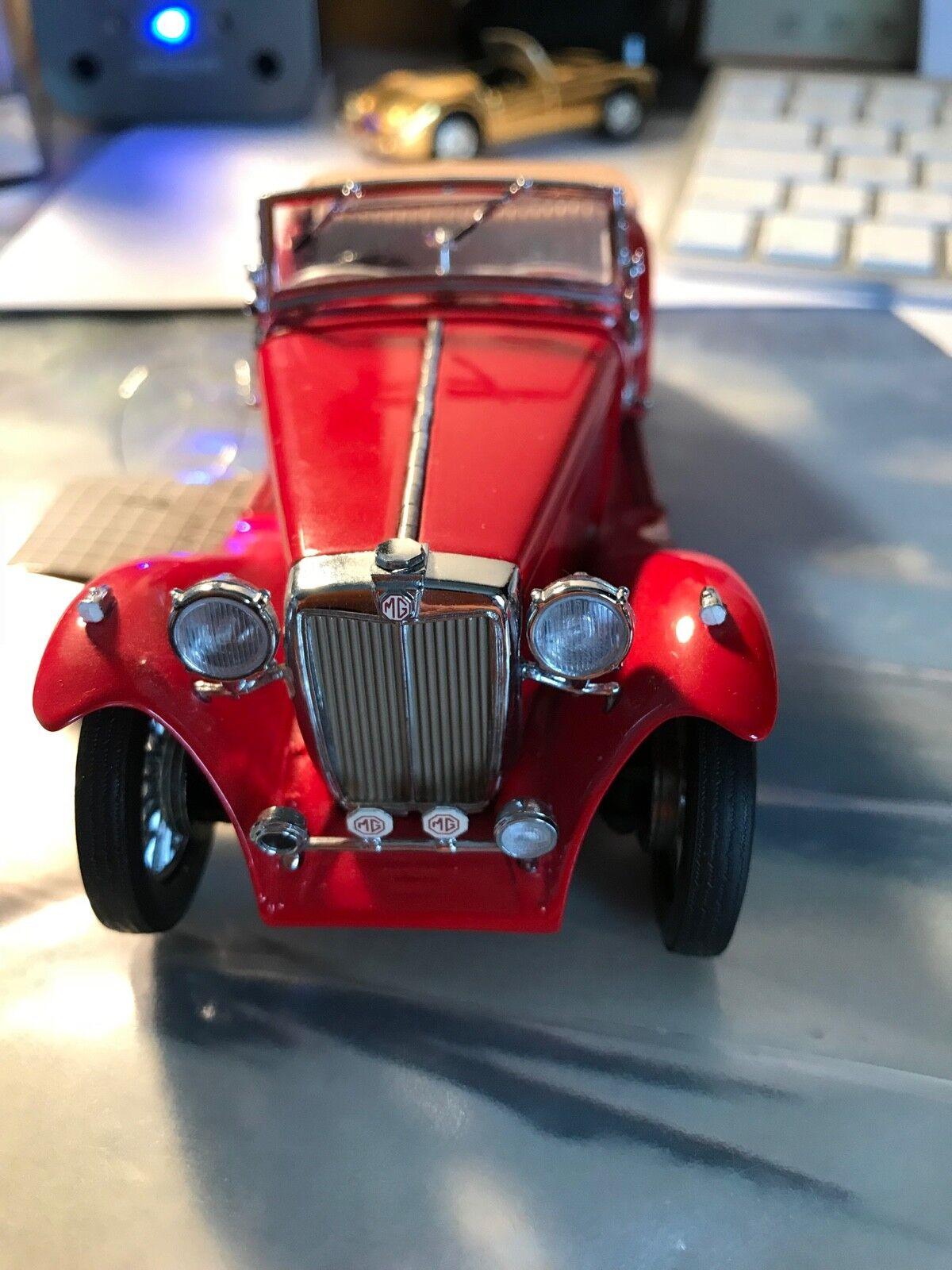 Franklin Mint 1 24th Scale 1948 MG TC