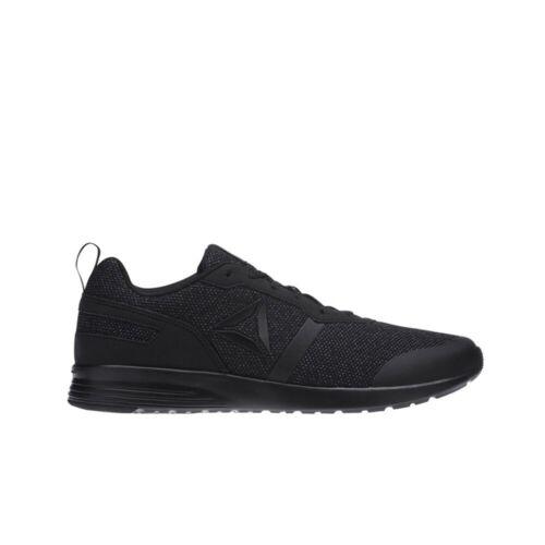 Reebok Foster Flyer Noir//Ash Grey Chaussures Hommes