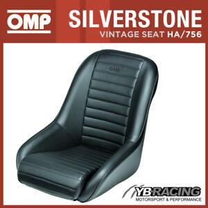 OMP HA//757//N Seat, Black