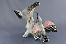 Ens Vogelpaar (Kolibris) Modell-Nr.: 7480 Porzellan Figur