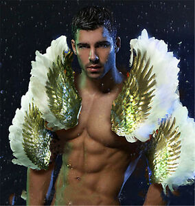 club ali partito modo braccio nella delle fase angelo del bianche del del Accessorio costume del di costume di del a7Uzn1wq