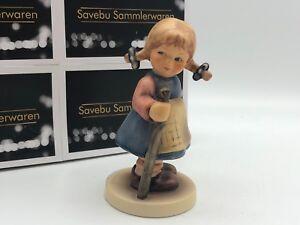 Hummel-Figurine-768-Cute-Fash-3-1-2in-1-Choice-Very-Good-Condition
