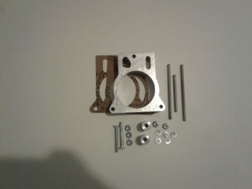 Throttle Body Spacer 1996-00 Chevy GMC 5.0L 5.7 Truck MADE IN USA FREE SHIP USA