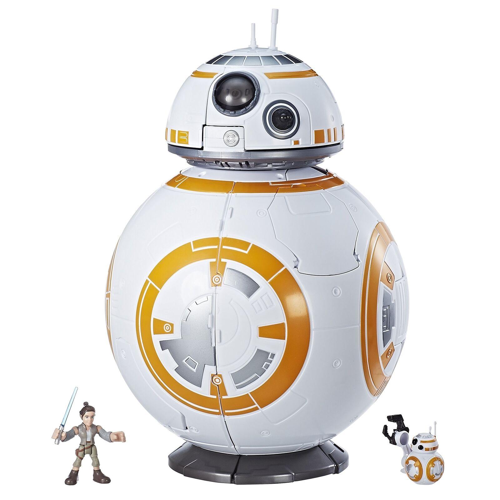 Estrella Wars Jugarskool héroes galáctica BB-8 Aventura Figura De Base