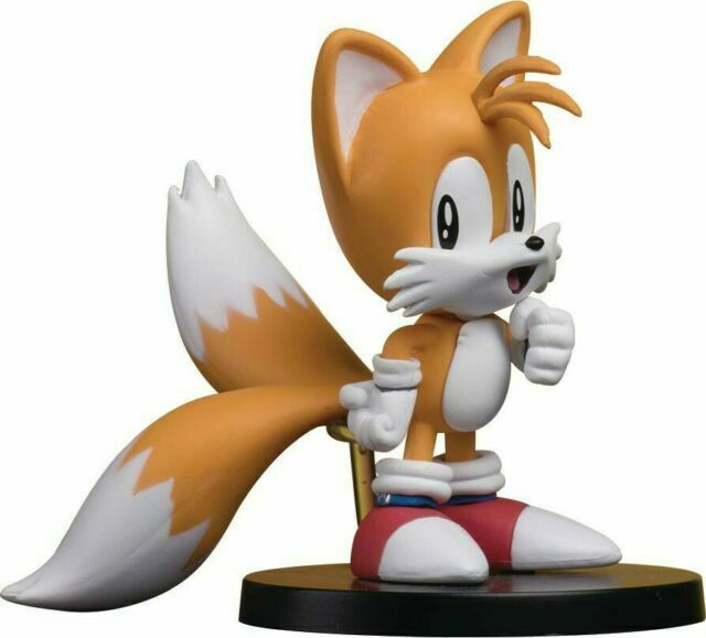 Sonic The Hedgehog Boom8 Series Pvc Figure Vol 03 Tails 8cm For Sale Online Ebay