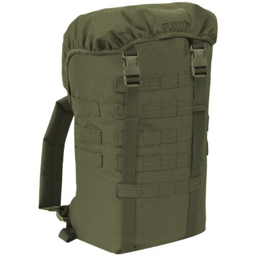 Highlander Skirmish Pack 35L Adjustable Hiking Backpack Daysack Loop MOLLE Olive