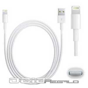 3x Cargador Cable Usb 8 Pin Datos Data Para iPhone 6 6S S 6Plus 7 7 Plus Charger