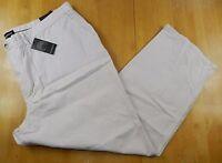 $65 Men's Pants = Weatherproof Cream Stone Casual Pants = Size 48w 32l = R94