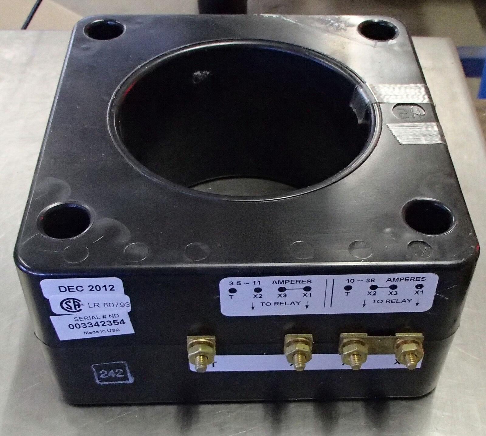 Westinghouse Ground Fault Sensor 5264C10H04 New No box