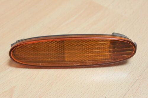 REAR LEFT SIDE REFLECTOR LIGHT //ORANGE MARKER LAMP Jaguar XJ8 XJR X308 1997-2002