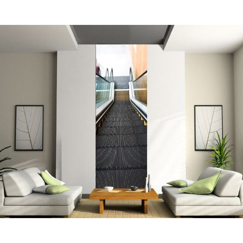 Wallpaper The regular Escalator 2077