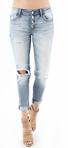 Jeans Jeans skinny Kancan Girlfriend skinny 4q0OxwZTq