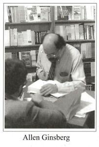 ALLEN-GINSBERG-CITY-LIGHTS-BOOKS-SF-CA-JULY-1983-BEAT-WRITERS-PHOTO-POSTCARD-10