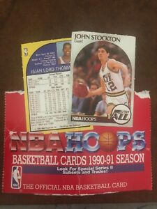 1990 NBA Hoops Collection, Michael Jordan & Magic, Bulls Lakers  BRAND NEW!!