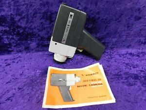 Vintage-VICEROY-Automatic-Super-8mm-Zoom-Lens-Movie-Camera-Free-Shipping