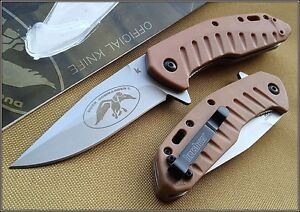 KERSHAW-DUCK-COMMANDER-BISLAND-SPRING-ASSISTED-KNIFE-TAN-WITH-REVERSIBLE-CLIP