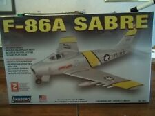 Lindberg 70553 F-86a Sabre USAF Airplane model kit Bugs Bunny