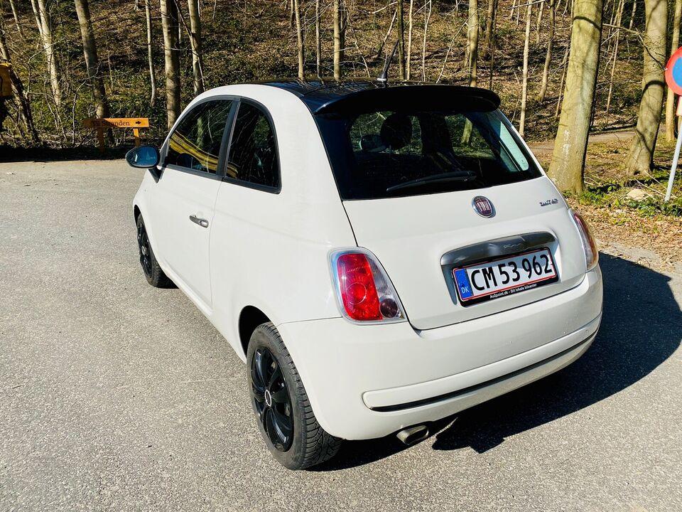 Fiat 500, 0,9 TwinAir 85 Street, Benzin