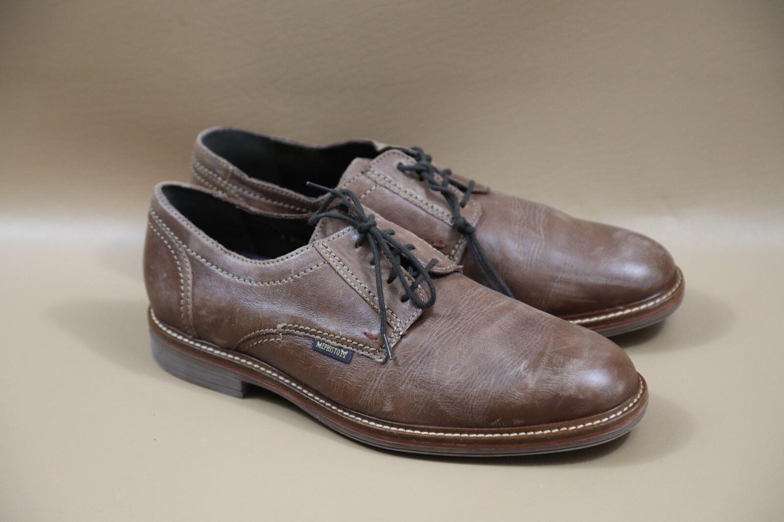 63 MEPHISTO Men's Oxfords Size 10.5