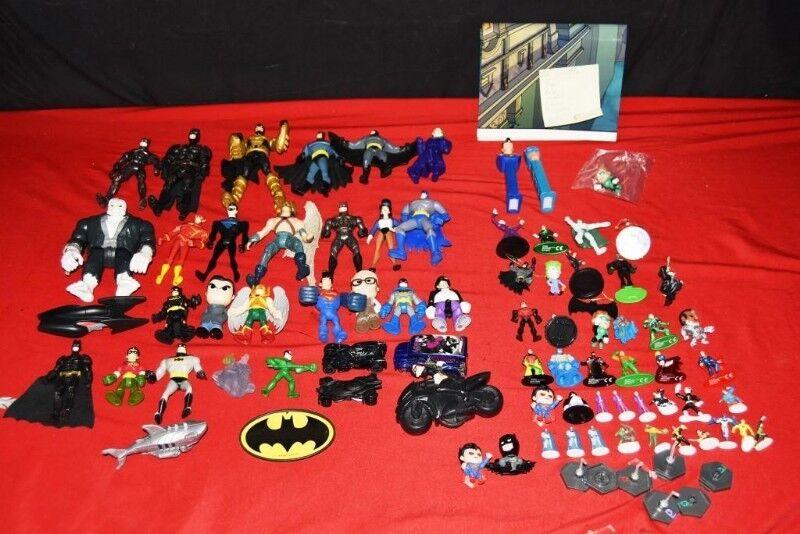 DC Action Figure Bundle batman