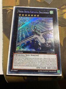 Near M Mecha Phantom Beast Dracossack 1st Edition Secret Rare LTGY-EN053