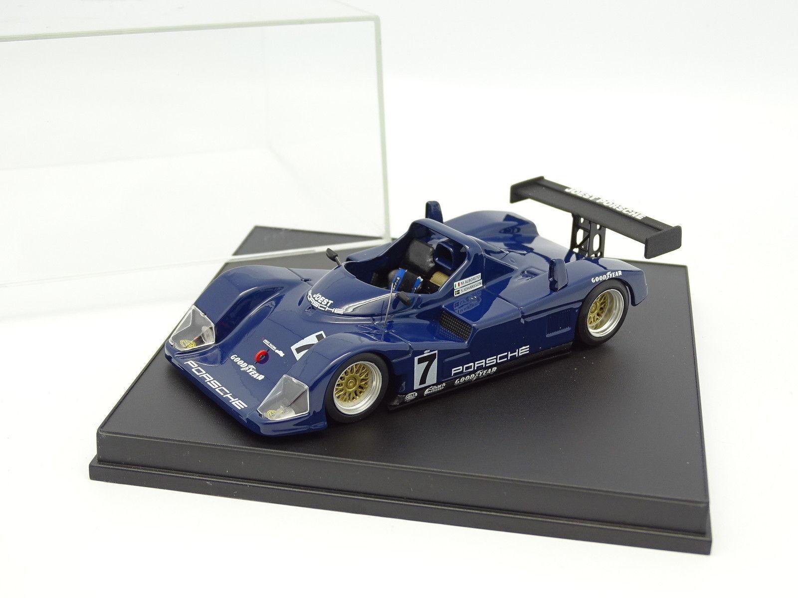 Trofeu 1 43 - Joest Porsche Test Day Le Mans 1997