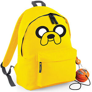 Popular Brand Adventure Time Jake Backpack Bag Boys' Accessories Bags