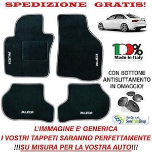AUDI A4 b8 Tappeti su Misura Personalizzati Tappetini Auto in OFFERTA SPECIALE!