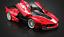 Bburago-1-18-Signature-Series-Ferrari-FXX-K-fxxk-Evolution-Diecast-Modele-Voiture-De-Course miniature 3