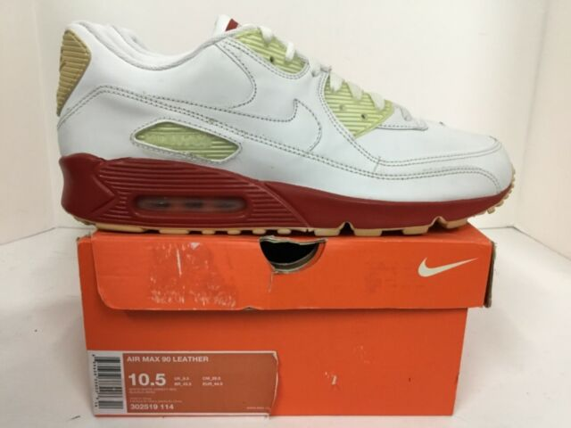 Nike Mens Air Max 90 Leather size 10.5 Style 302519 114