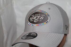 6a7f2942 NewYork Jets New Era NFL Crucial Catch 39Thirty,Cap,Hat ( Cancer ...