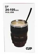 FreshGadgetz Camera Coffee Lens mug Lens Thermos Button switchable Cup Mug