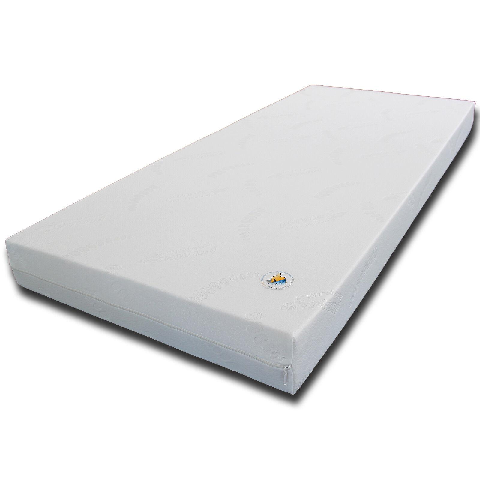 Gel-Schaum-Topper  Matratzenauflage Memory-Gel  ca. 4cm Höhe | Moderne Muster