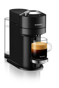 Krups XN910840 Nespresso Vertuo Next Premium Pod Coffee Maker Machine Black