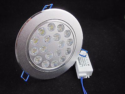 3W 5W 7W 9W 12W 15W 18W Recessed LED Ceiling Downlight Spotlight Lamp Bulb Light