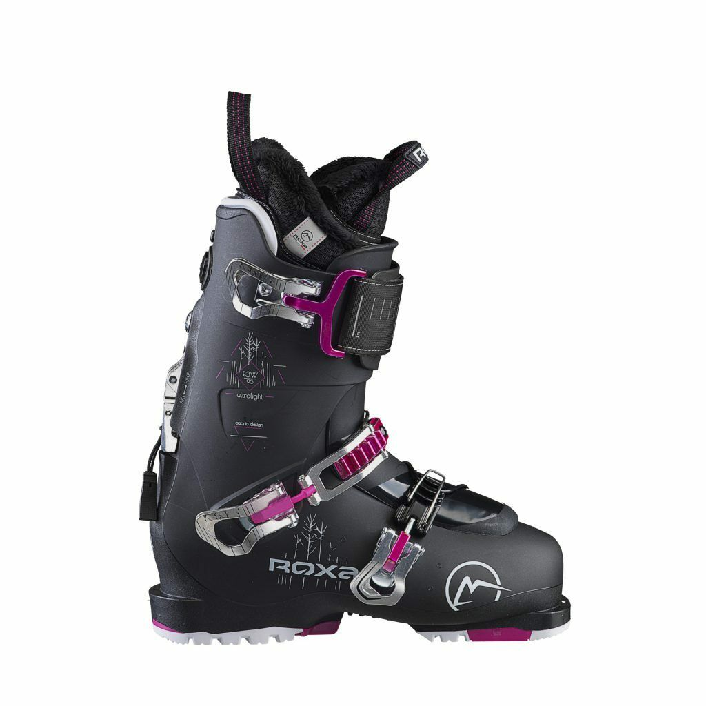 Roxa r3w 95 botas de esquí femeninas 2019